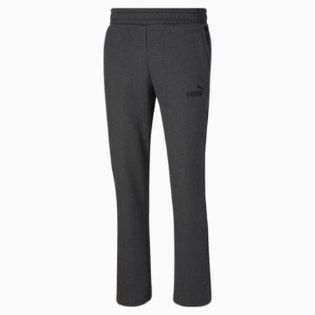 Pantalon à logo Essentials, homme, gris bruyère foncé, petit