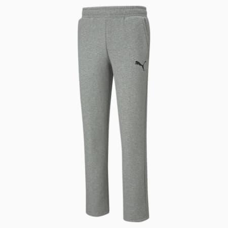 Essentials Logo Men's Pants, Medium Gray Heather-Cat, small-GBR