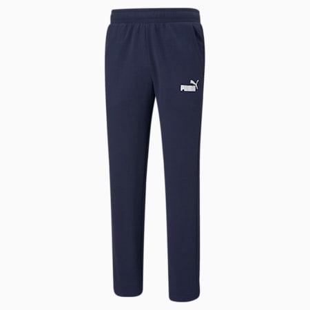 Pantalon de survêtement Essentials Logo homme, Peacoat, small