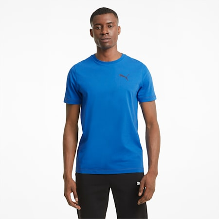 Zacht Active T-shirt heren, Puma Royal, small