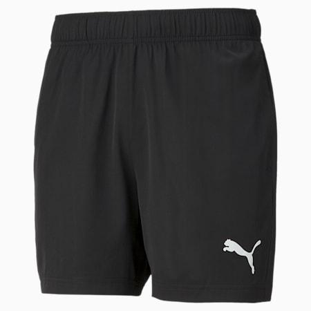"Active Woven 5"" Men's Shorts, Puma Black, small"