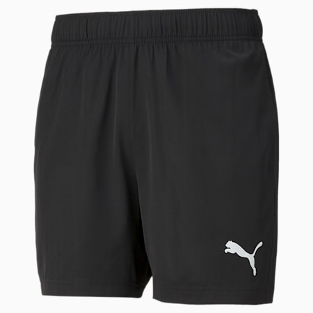 "Active Woven 5"" Men's Shorts, Puma Black, small-GBR"