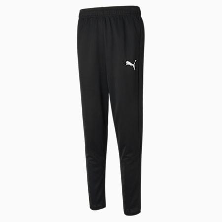 Active Tricot Slim Fit Men's Sweat Pants, Puma Black, small-IND