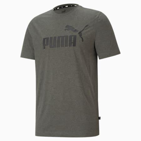 Camiseta jaspeada para hombre Essentials, Forest Night, small