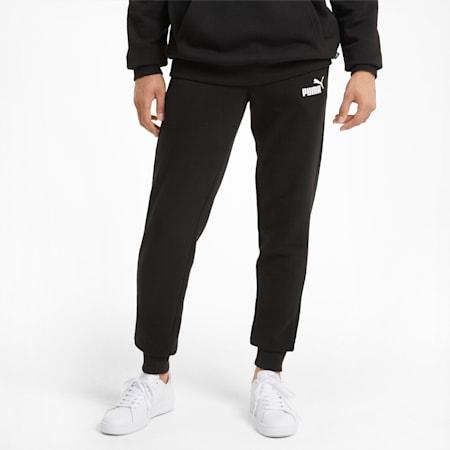 Essentials Slim Men's Pants, Puma Black, small