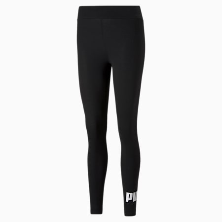 Essentials Logo Women's Leggings, Puma Black, small