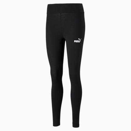 Essentials Women's Leggings, Puma Black, small-GBR