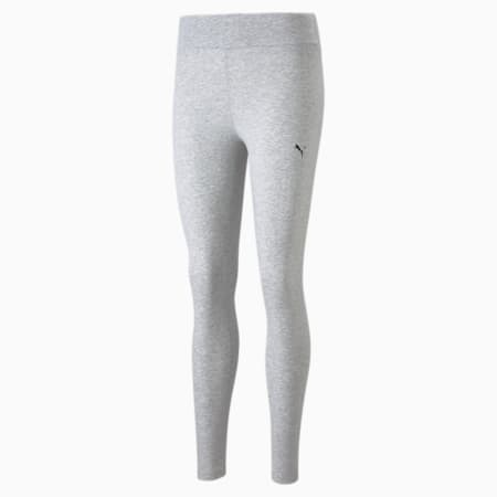 Essentials Tight Fit Women's Tights, Light Gray Heather-CAT, small-IND