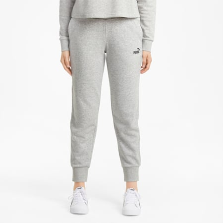 Essentials Women's Sweatpants, Light Gray Heather, small