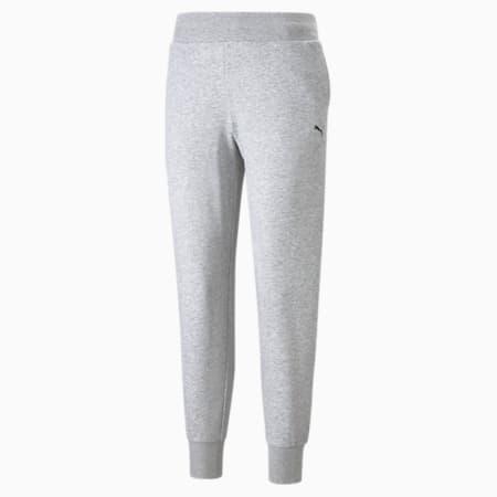 에센셜 스웨트 팬츠/ESS Sweatpants, Light Gray Heather-CAT, small-KOR