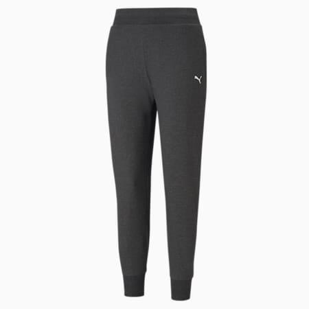 에센셜 스웨트 팬츠/ESS Sweatpants, Dark Gray Heather-CAT, small-KOR