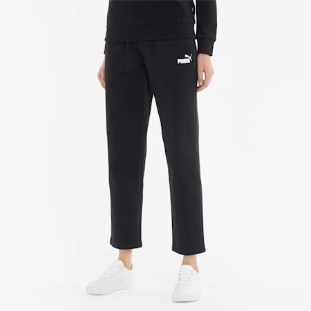 Pantalones deportivos Essentials para mujer, Puma Black, small