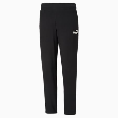 Essentials Women's Sweatpants, Puma Black, small-SEA