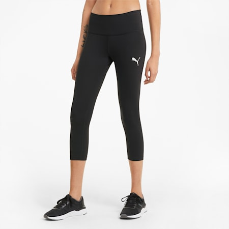 Active Women's Leggings, Puma Black, small-GBR