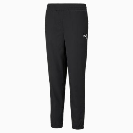 Active Woven Women's Pants, Puma Black, small-GBR