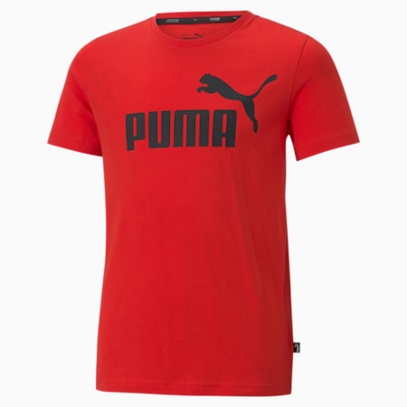 T-shirt Essentials Logo enfant et adolescent, High Risk Red, small