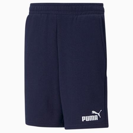 Essentials Jugend Shorts, Peacoat, small