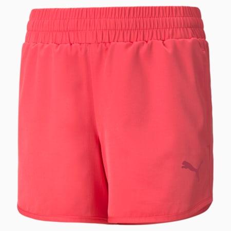 Active Youth Shorts, Paradise Pink, small
