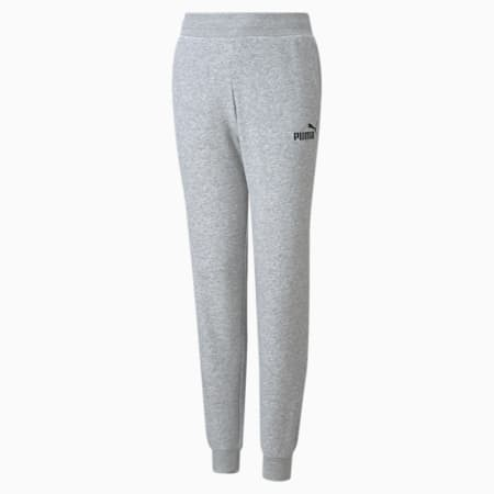 Essentials Youth Sweatpants, Light Gray Heather, small-GBR