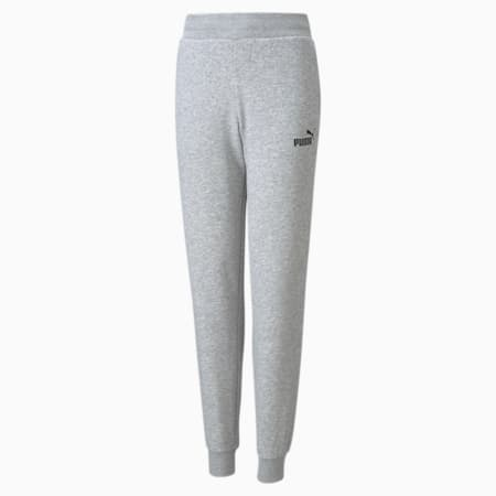 Essentials Youth Sweatpants, Light Gray Heather, small