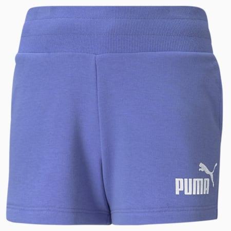 Essentials+ Youth Shorts, Hazy Blue, small-GBR