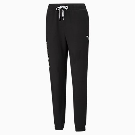 Modern Sports Women's Sweatpants, Puma Black, small