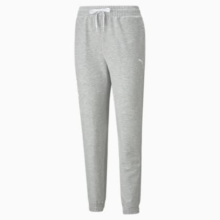 Modern Sports Women's Sweatpants, Light Gray Heather, small