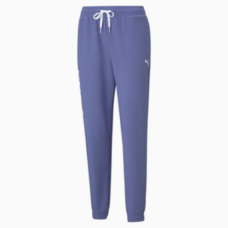 Pantalons en molletonModern Sports, femme, Bleu brumeux, petit