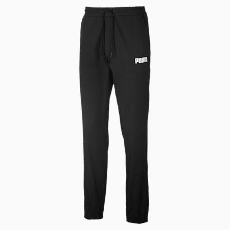 Woven Men's Chino Pants, Puma Black, small