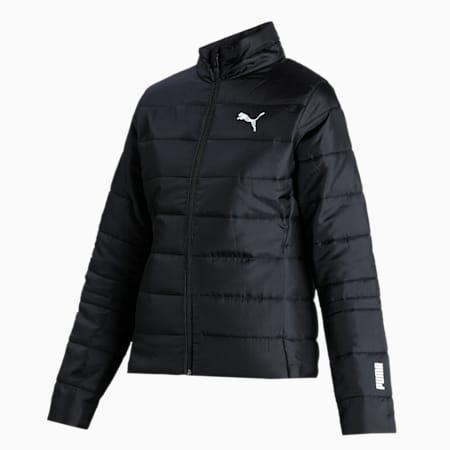 WarmCell Lightweight Women's Jacket, Puma Black, small-IND