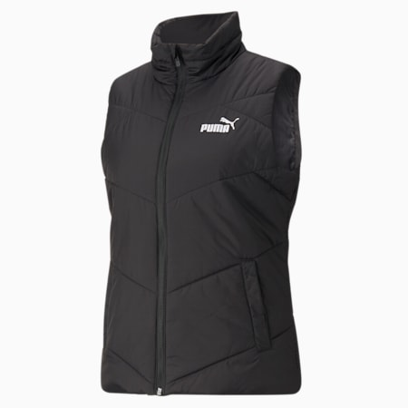 Essential Padded Women's Vest, Puma Black, small-IND