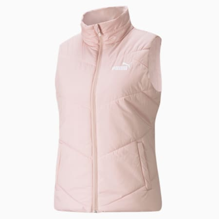 Essential Padded Women's Vest, Lotus, small-IND