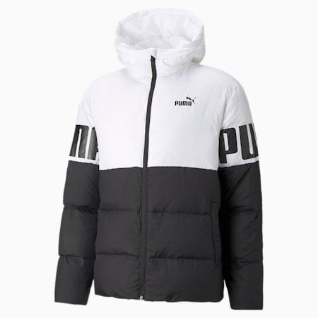 Essentials+ CB Down Men's Jacket, Puma Black, small