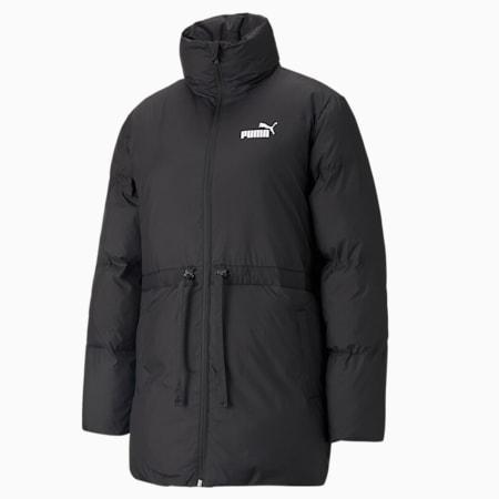 Essentials+ Eco Puffer Women's Jacket, Puma Black, small