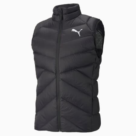 PWRWarm packLITE Men's Down Vest, Puma Black, small