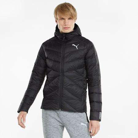 PWRWarm packLITE Men's Down Jacket, Puma Black, small-GBR