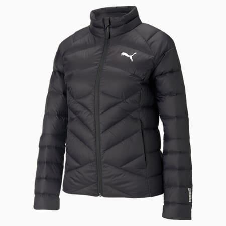 PWRWarm pTrackLIT  Slim Fit Women's Down Jacket, Puma Black, small-IND