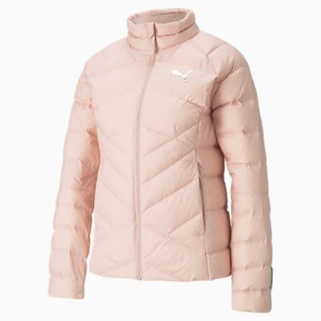 PWRWarm pTrackLIT  Slim Fit Women's Down Jacket, Lotus, small-IND