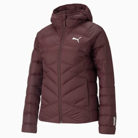 PWRWarm packLITE Women's Down Jacket, Fudge, small