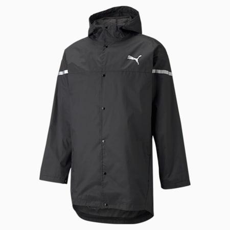 Men's Rain Jacket, Puma Black, small
