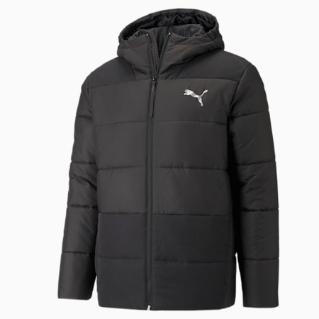 WarmCELL Padded Men's Jacket, Puma Black, small