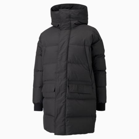 Protective Down Men's Jacket, Puma Black, small