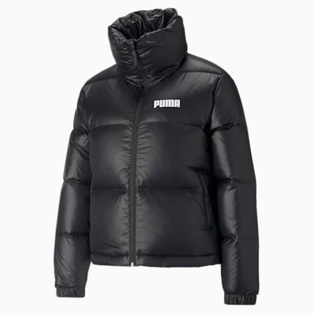 Style Down Women's Jacket, Puma Black, small
