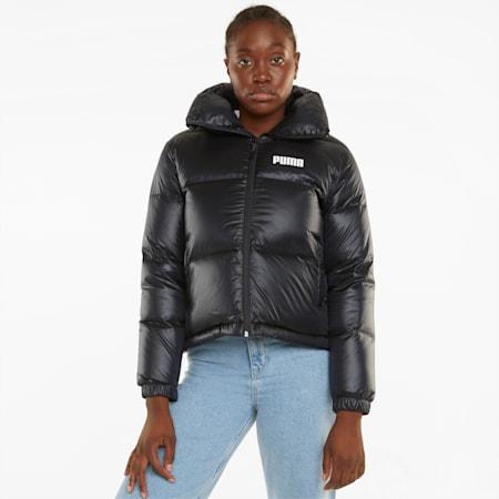 Style Down Women's Jacket, Puma Black, small-GBR