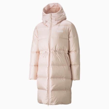 Adjustable Down Women's Coat, Lotus, small