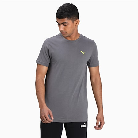 Formstripe Big Logo Men's T-Shirt, CASTLEROCK, small-IND