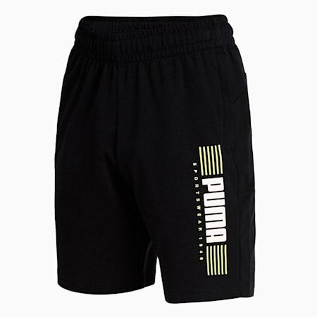 PUMA Sports 1948 Men's Shorts, Puma Black, small-IND
