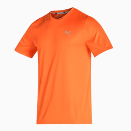 Active Poly Men's Slim T-Shirt, Dragon Fire, small-IND