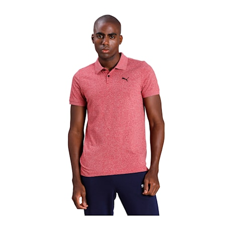Grindle Men's Polo, American Beauty, small-IND