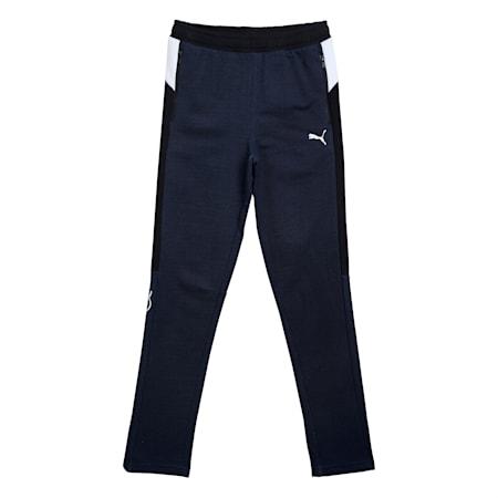 one8 Virat Kohli Boy's Training  Sweatpants, Elektro Blue, small-IND